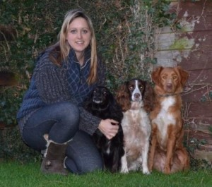 Becky and Dogs